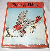 Fight in the Skies box cover