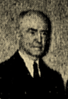 Frank Sandercock Canadian ice hockey administrator
