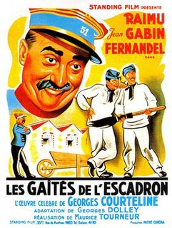 <i>Fun in the Barracks</i> 1932 French film directed by Maurice Tourneur