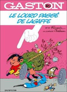 <i>Le lourd passé de Lagaffe</i>