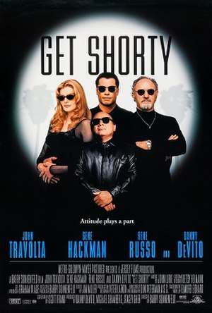 Get Shorty (film) - Theatrical release poster
