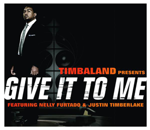 Give It to Me (Timbaland song) - Image: Give It to Me