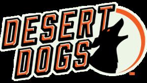 Glendale Desert Dogs - Image: Glendale Desert Dogs Logo