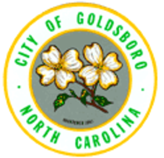 Goldsboro, North Carolina - Image: Goldsboro NC city seal