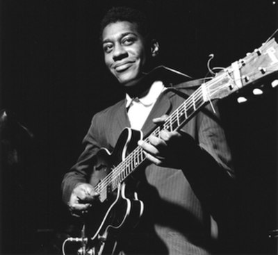 Picture of a band or musician: Grant Green