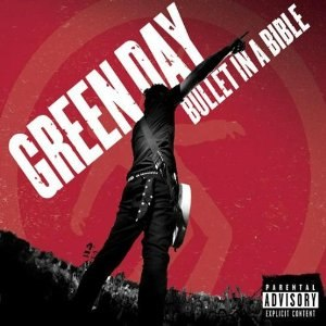 Bullet in a Bible - Image: Green Day Bullet in a Bible cover
