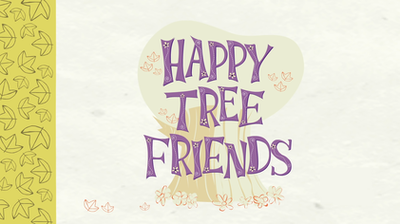 Picture of a TV show: Happy Tree Friends