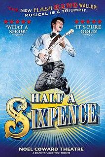 <i>Half a Sixpence</i> (2016 musical) album