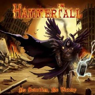 No Sacrifice, No Victory - Image: Hammer Fall No Sacrifice, No Victory