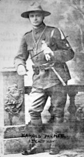 Harold Parfitt (Scouting)