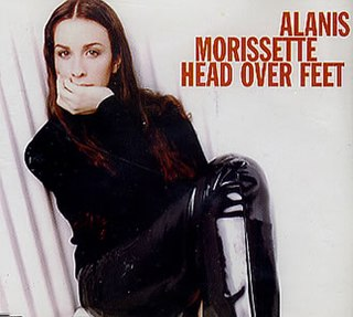 Head over Feet 1996 single by Alanis Morissette