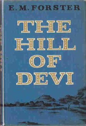 The Hill of Devi - First edition (publ. Harcourt Brace)
