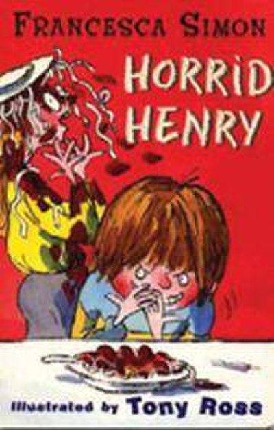 Picture of a book: Horrid Henry