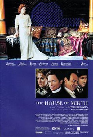 The House of Mirth (2000 film) - Film poster