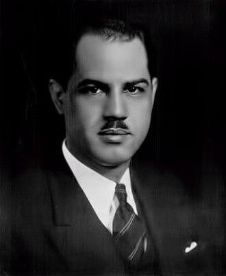 Hubert Thomas Delany - Delany in 1938