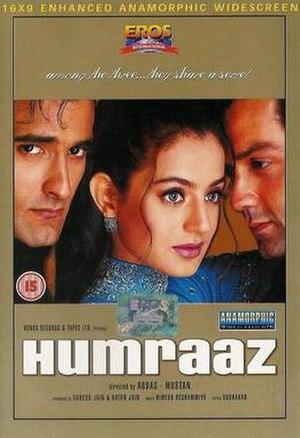 Humraaz - Movie poster for Humraaz