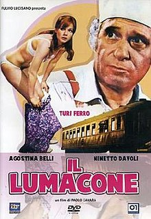 <i>Il lumacone</i> 1974 film by Paolo Cavara