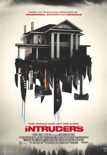 Intruders 2015 Film Wikipedia