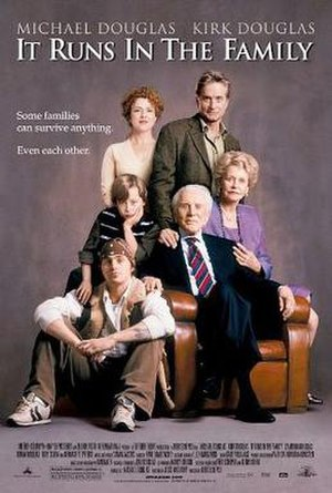 It Runs in the Family (2003 film) - Image: It runs in the family