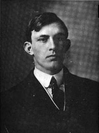 J. White Guyn - Guyn at Kentucky in 1906