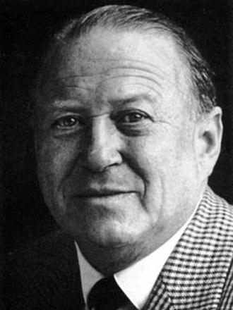 James Hayter (actor) - Hayter in 1975