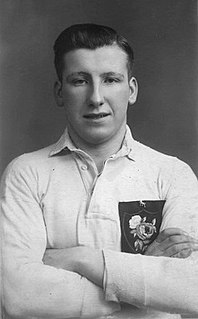 Jack Waring English rugby league and rugby union footballer