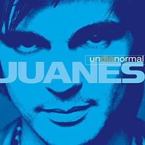 Un Día Normal - Image: Juanesundianormal 590x 590
