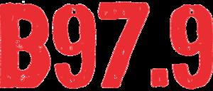 KBXB - Image: KBXB B97.9 logo