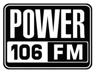 KPWR - Image: KPWR Los Angeles Power 106 FM logo