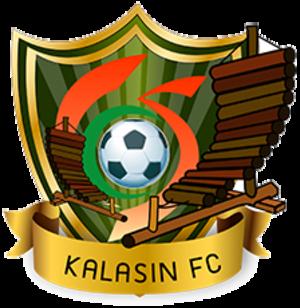 Kalasin F.C. - Image: Kalasin F.C. logo