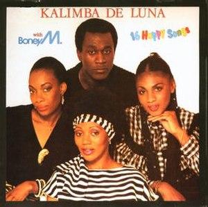 Kalimba de Luna – 16 Happy Songs - Image: Kalimba De Luna (Carrere)