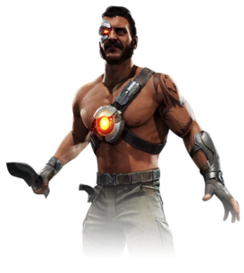 Kano (<i>Mortal Kombat</i>) player character from the Mortal Kombat fighting game