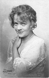 Karin Molander Swedish actress