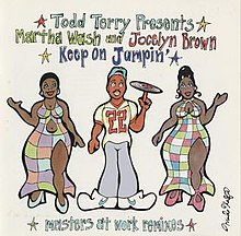 Keep on Jumpin' (Todd Terry song).jpg