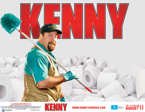 Kenny (2006 film) - Theatrical film poster