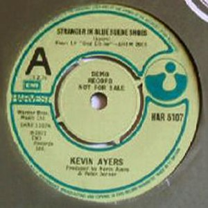 Stranger in Blue Suede Shoes - Image: Kevin Ayers Stranger In Blue Suede Shoes Fake Mexican Tourist Blues