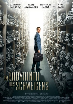 Labyrinth of Lies - Film poster