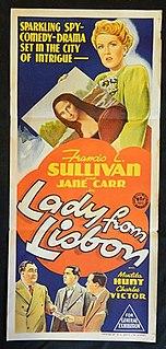 <i>Lady from Lisbon</i> 1942 film by Leslie S. Hiscott