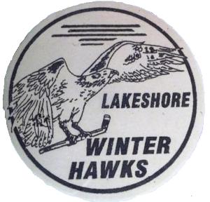 Lakeshore Winterhawks - Image: Lakeshore Winterhawks