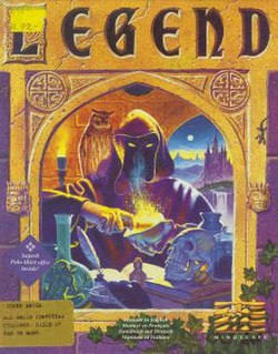 <i>Legend</i> (1992 video game) 1992 video game