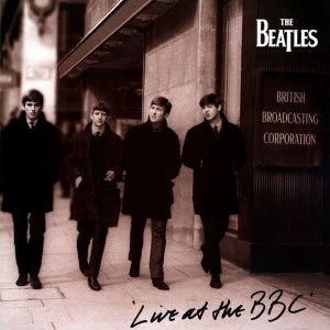 Live at the BBC (Beatles album) - Image: Liveatthe BB Ccover