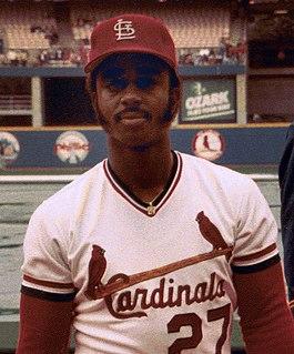 Lonnie Smith baseball outfielder