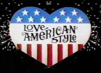 Love, American Style - Image: Love, American Style logo