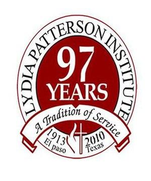 Lydia Patterson Institute - Image: Lpi 97 logo
