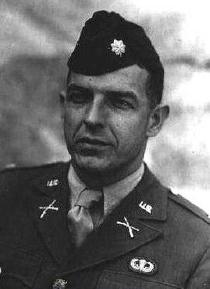 Benjamin H. Vandervoort - Lt.Col. Benjamin Vandervoort