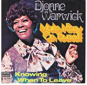 Make It Easy on Yourself - Image: Make It Easy on Yourself Dionne Warwick