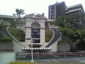 Manila Peninsula siege