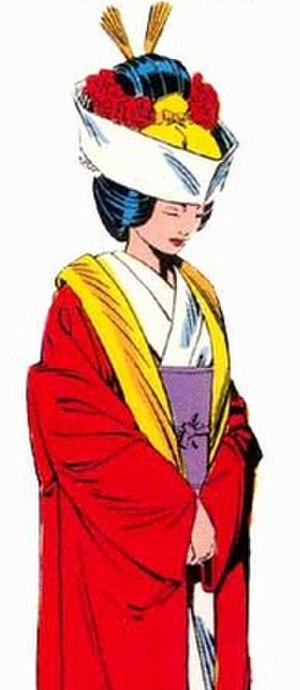 Mariko Yashida - Image: Mariko Yashida(comics)