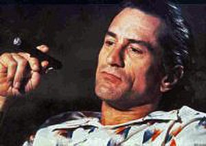 Max Cady - Robert De Niro as Max Cady in the 1991 remake.