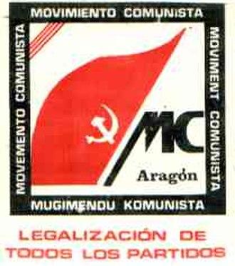 Communist Movement - Image: Mc 019